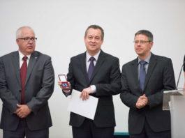Motorola nagrodzona  za zasługi dla Rozwoju Gospodarki Rzeczypospolitej Polskiej