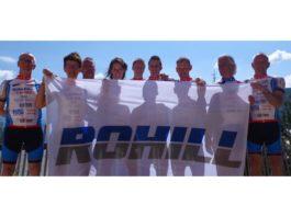 Rohill sponsorem charytatywnej imprezy kolarskiej