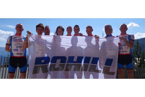 Zespół kolarski sponsorowany przez Rohill