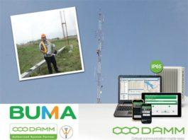 Indonezyjska kopalnia węgla wybrała system TETRAFlex od DAMM