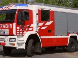 Bawarska straż pożarna wybiera Sepurę