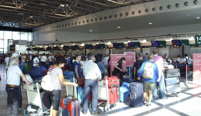 Terminal 1 na lotnisku Malpensa
