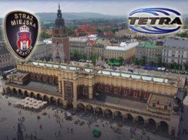 Nowe radiotelefony TETRA dla Straży Miejskiej w Krakowie