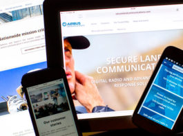 Airbus Defence and Space uruchomił nową stronę internetową dla specjalistów branży radiokomunikacyjnej