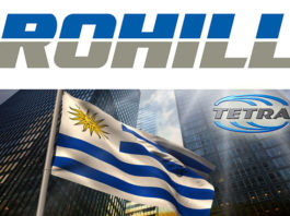 Rohill rozbuduje system TETRA w Urugwaju