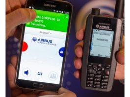 Tactilon Suite TSA firmy Airbus DS łączy użytkowników smartfonów i TETRY
