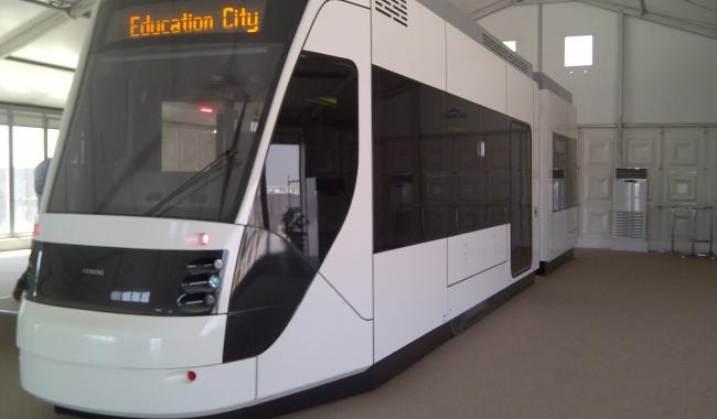 teltronic-qatar-education-city-tramway