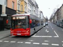 Łączność TETRA dla niemieckiego transportu publicznego