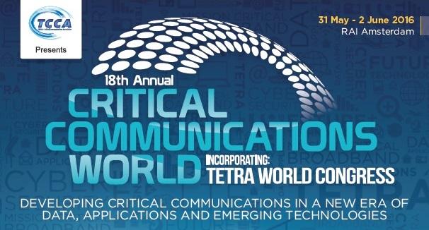 critical-communication-world-2016-Amsterdam