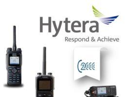 Terminale TETRA firmy Hytera dopuszczone do sieci C2000