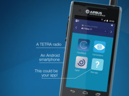 Airbus zachęca do tworzenia aplikacji na Tactilon Dabat