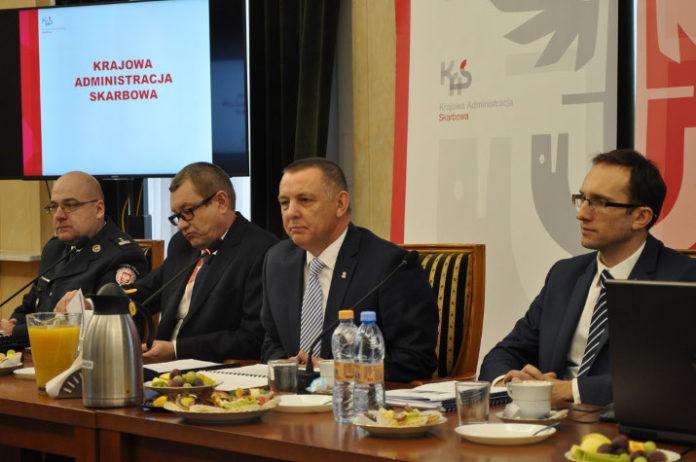 Spotkanie prasowe nt. reformy skarbowości