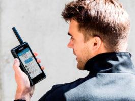 Airbus zaprezentował przyszłość cyfrowego radia na Europejskim Kongresie Policji