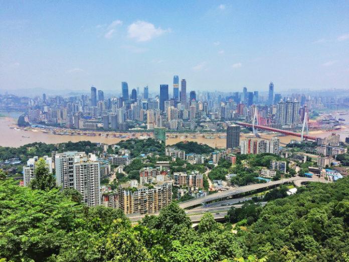 Chongqing City_Airbus