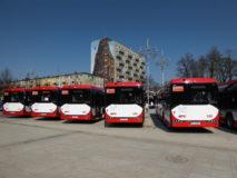 Łączność Motorola TETRA w nowych autobusach MPK Częstochowa