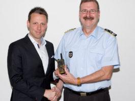 Motorola Solutions dostarczyła ponad 300 000 terminali TETRA dla niemieckich służb bezpieczeństwa publicznego