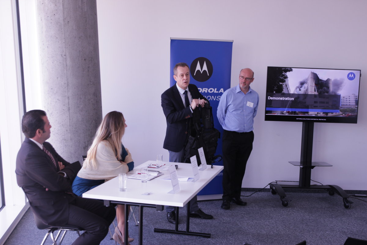 Jacek-Drabik-Country-Manager-Motorola-Solutions-Press-Conference-Warsaw-2017-09