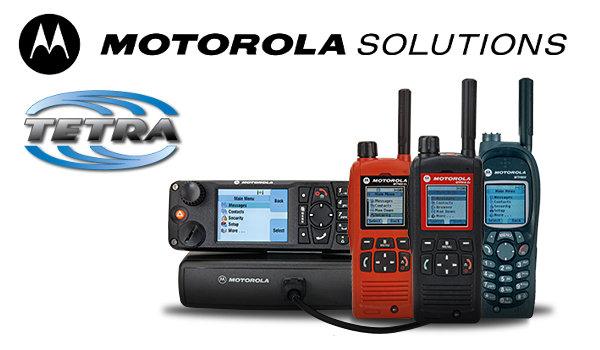 Motorola-Solutions-TETRA-radiotelefony