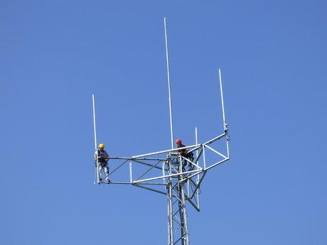Antena Systemu TETRA w Energa Operator