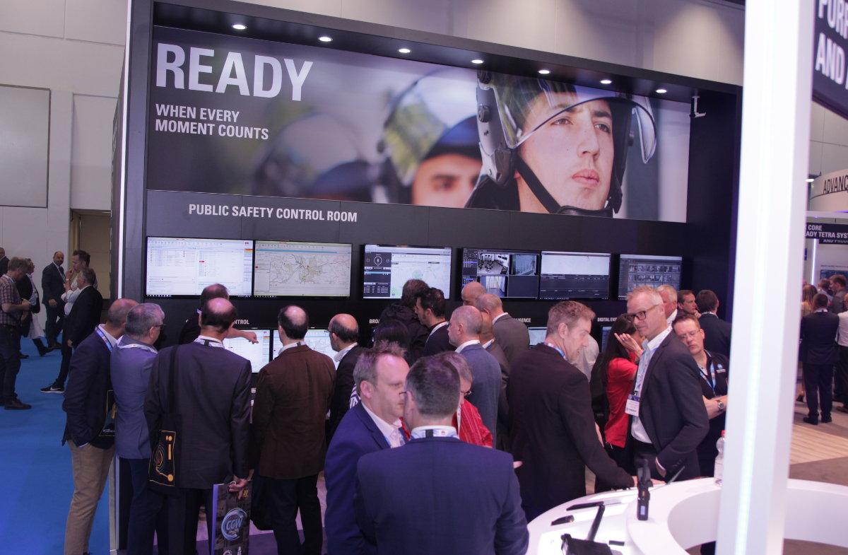 Motorola-Solutions-Berlin-CCW-2018-Public-Safety-Control-Room