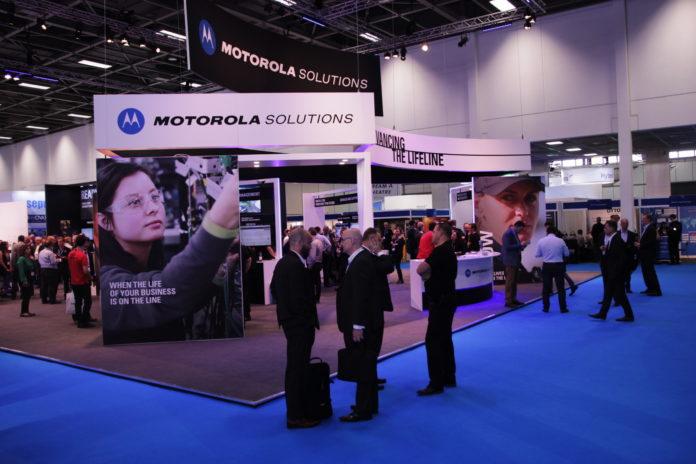 Motorola-Solutions-Berlin-CCW-2018-stand