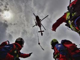Airbus Tactilion Agnet umożliwia bezpieczną wymianę informacji służbom ratowniczym Włoch i Austrii