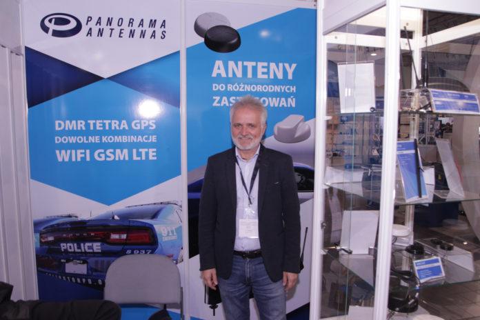 Mariusz-Kosinski-Panorama-Antennas-przedstawiciel-Polska