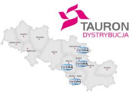 Tauron rozbudowuje swoją infrastrukturę pod system TETRA