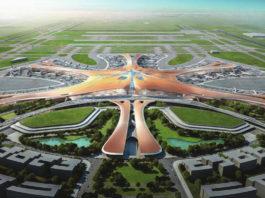 Nowe lotnisko w Pekinie otrzyma systemy łączności Airbusa