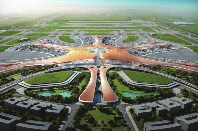 Daxing-Peking-lotnisko-chiny
