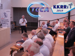 Tony Gray na konferencji KKRRiT 2019 we Wrocławiu