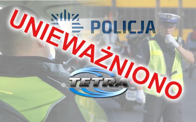 policja-system-tetra-lacznosc-radiowa-uniewazniony-przetarg