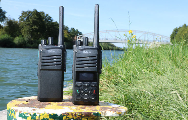 Dwa nowe radiotelefony TETRA od Hytera