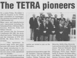 Stowarzyszenie TETRA ma 25 lat
