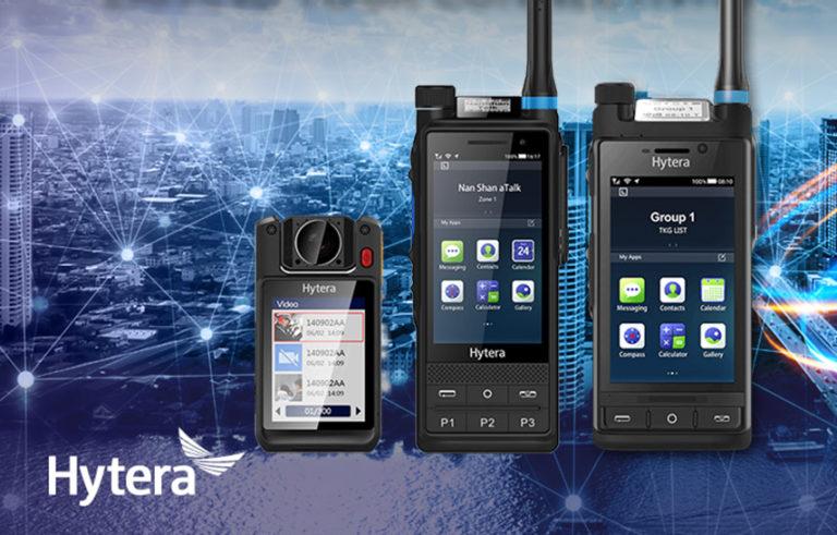 Hytera: konwergentne rozwiązanie LTE/TETRA