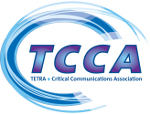 TETRA and Critical Communications Association logo