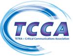 TETRA and Critical Communications Association logo
