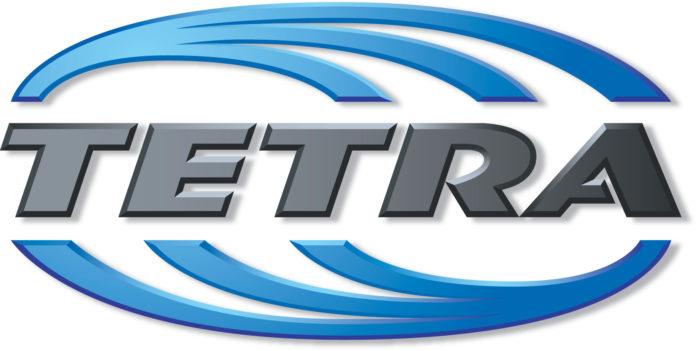 TETRA łączność radiowa logo