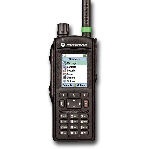 Motorola-MTP6000-TETRA