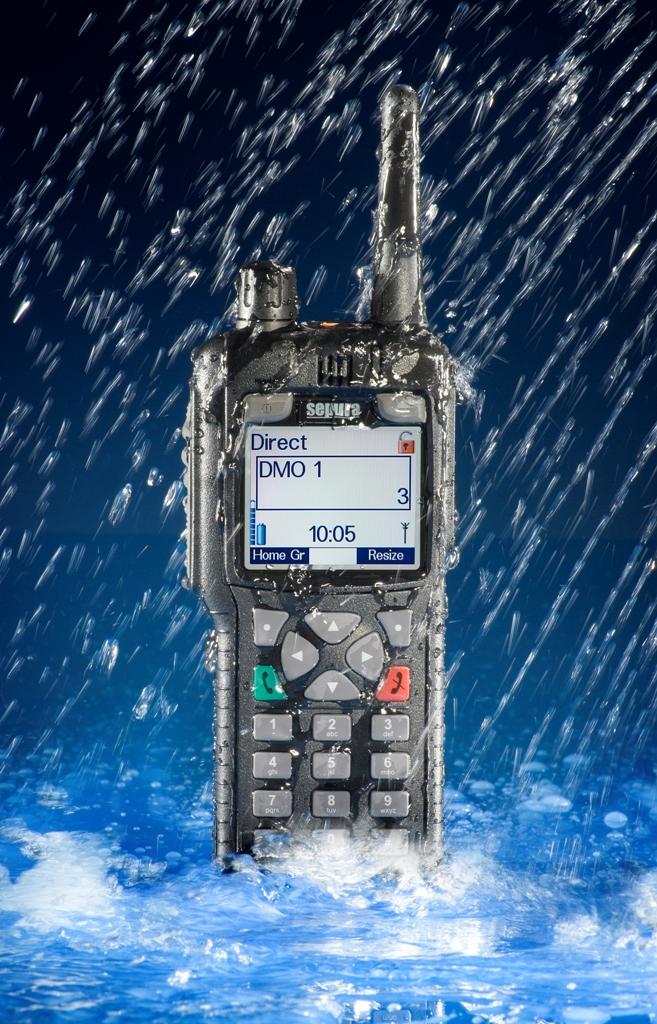 Sepura TETRA Radio STP8000