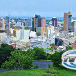 Port Louis – stolica Mauritiusa - metro system TETRA