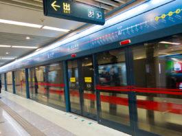 Trzy chińskie miasta wdrażają  łączność radiową TETRA Airbusa dla swoich linii metra