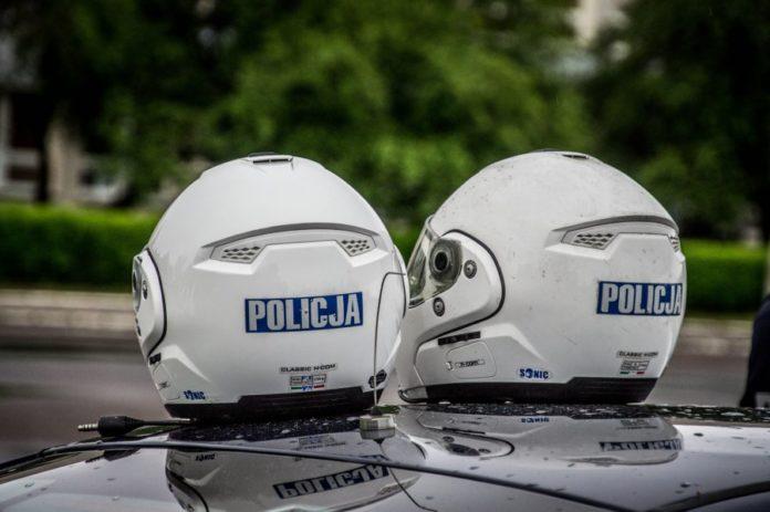 Kaski policyjne Łódź