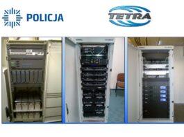 Page Commmunication będzie serwisować stołeczną TETRĘ Policji