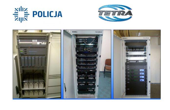 policja-tetra-rohill-logo-modernizacja-komenda stołeczna policji