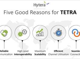 5 powodów, dla których warto wybrać technologię TETRA