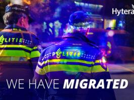 Hytera wyposaża holenderskie służby w nowy system łączności radiowej TETRA