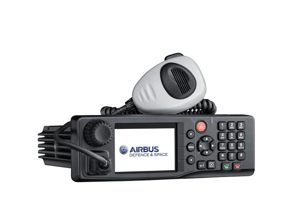 Airbus Radiotelefon TGR990 (wcześniej Cassidian)