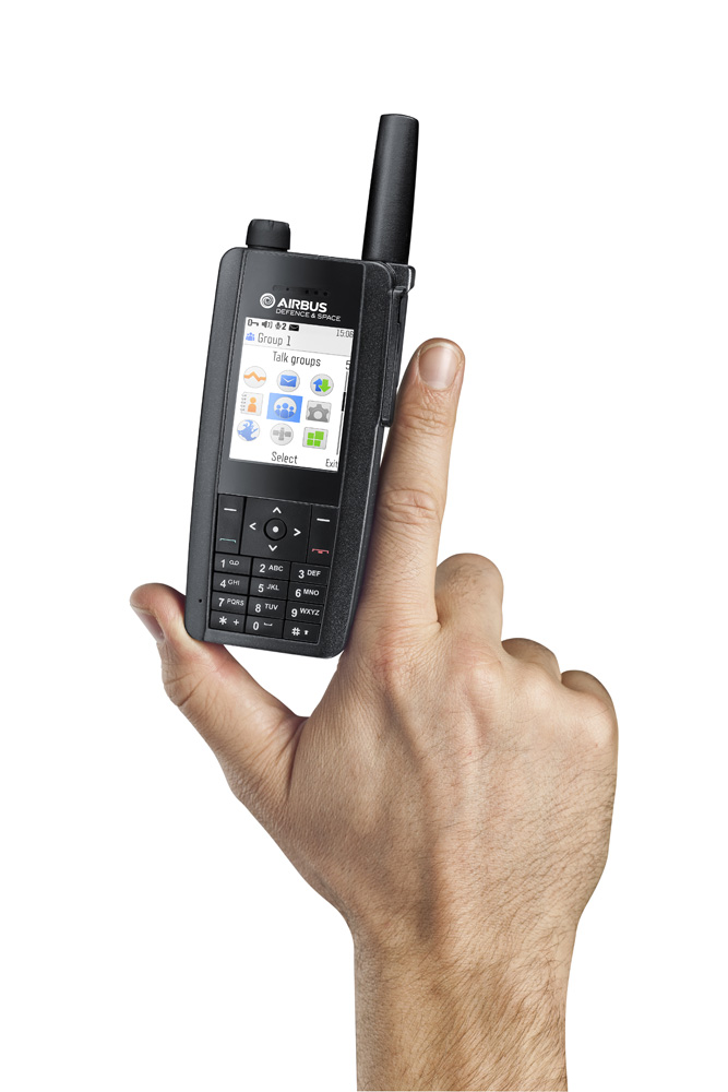 Radiotelefon Airbus TH1n (wcześniej Cassidian)