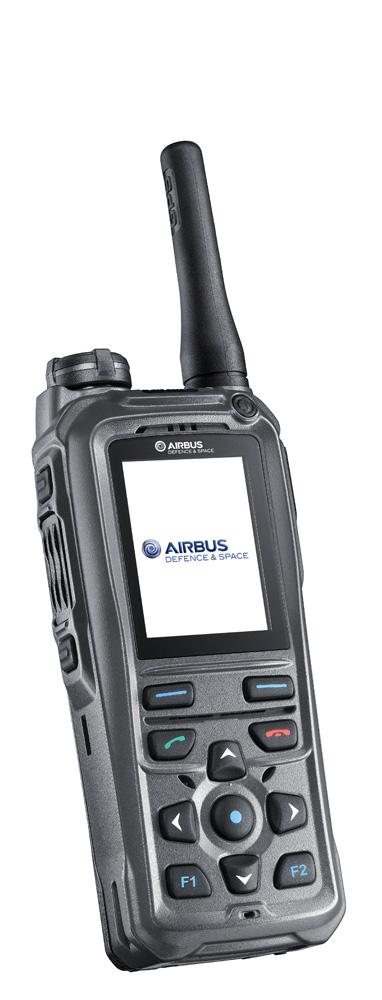 Radiotelefon Airbus THR9+